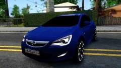 Opel Astra GTC for GTA San Andreas