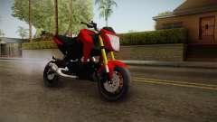 Kawasaki Z125 Pro for GTA San Andreas