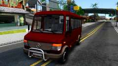 Mercedes-Benz Vario for GTA San Andreas