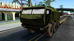 "KamAZ ""Typhoon"" for GTA San Andreas"