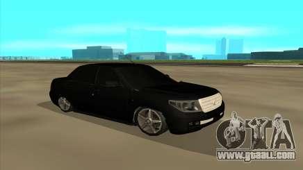 Lada Priora Land Cruiser for GTA San Andreas