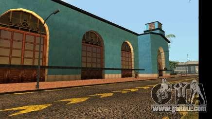 Uniy Station HD for GTA San Andreas