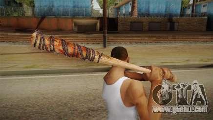 Lucille Bat for GTA San Andreas