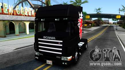 Scania 124L for GTA San Andreas