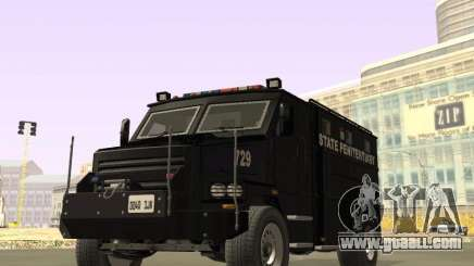 International 4000 Police Special for GTA San Andreas