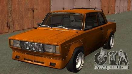 VAZ 2105 VFTS for GTA San Andreas