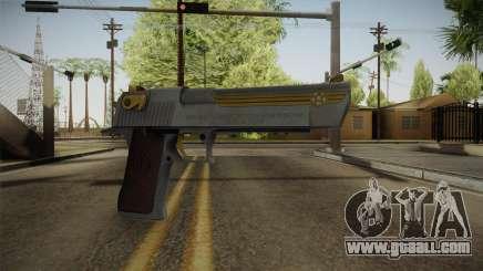CS:GO - Desert Eagle Pilot for GTA San Andreas