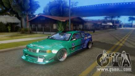 BMW M3 E36 Wide Body for GTA San Andreas