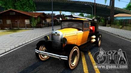 Bolt Utility Truck From Mafia for GTA San Andreas