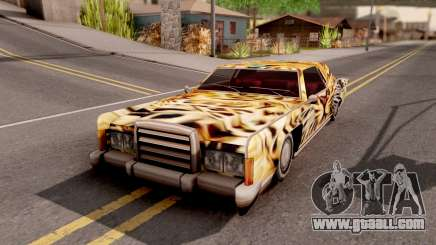 New Remington Paintjob v4 for GTA San Andreas