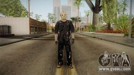 Friday The 13th - Jason v5 for GTA San Andreas second screenshot