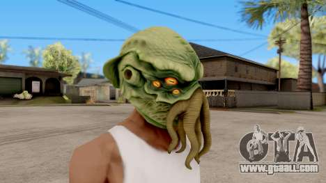The Mask Of Cthulhu for GTA San Andreas second screenshot