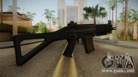 SIG-552 Assault Rifle for GTA San Andreas second screenshot