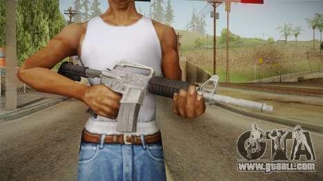 CS:GO - M4A1-S Basilisk No Silencer for GTA San Andreas