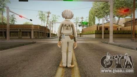 Doc Brown 1980 for GTA San Andreas third screenshot