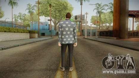 GTA Online Casual Skin for GTA San Andreas
