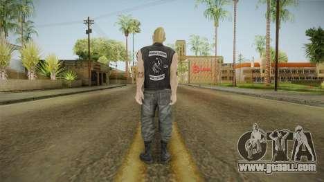 Whetstone Forasteros Skin 4 for GTA San Andreas third screenshot