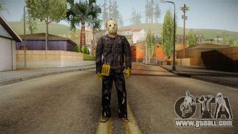 Friday The 13th - Jason v3 for GTA San Andreas second screenshot