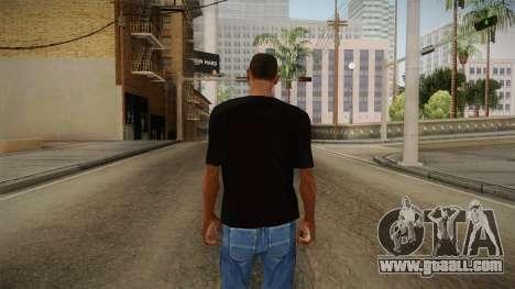 Straight Outta LS T-Shirt for GTA San Andreas third screenshot