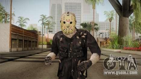 Friday The 13th - Jason v5 for GTA San Andreas