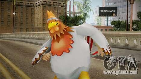 Cox Mascot for GTA San Andreas