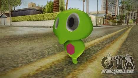 Pokémon XYZ Series - Squishy for GTA San Andreas