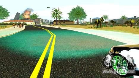 HID KIT BI-XENON H4 6000K for GTA San Andreas third screenshot