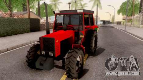 BELARUS 1025 for GTA San Andreas