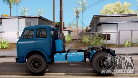 MAZ 504 for GTA San Andreas left view