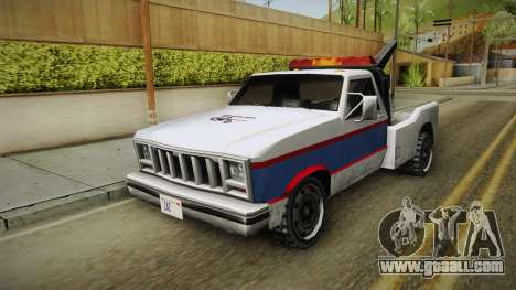 Whetstone Forasteros Vehicle for GTA San Andreas right view