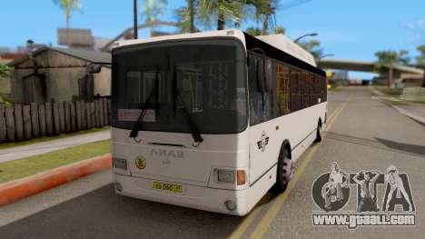 LiAZ-5293.70 for GTA San Andreas