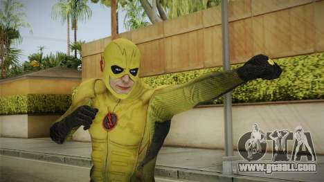 The Flash TV - Reverse Flash v2 for GTA San Andreas