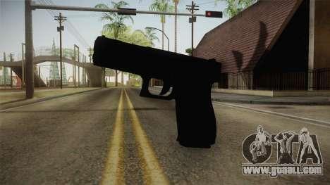 Resident Evil 7 - Glock 17 for GTA San Andreas second screenshot