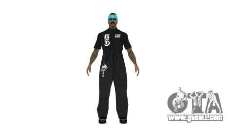 Full pack of skins Ghetto for GTA San Andreas