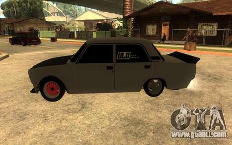 VAZ 2107 Drift for GTA San Andreas left view