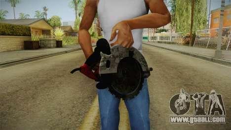 Resident Evil 7 - Circular Saw for GTA San Andreas