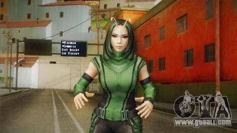 Marvel Future Fight - Mantis for GTA San Andreas