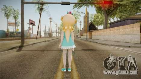 Mario Tennis - Rosalina for GTA San Andreas third screenshot