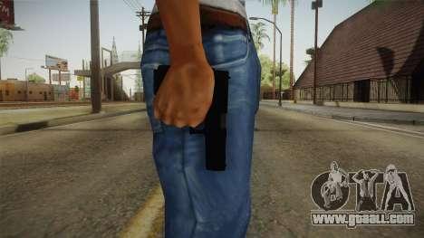 Resident Evil 7 - Glock 17 for GTA San Andreas