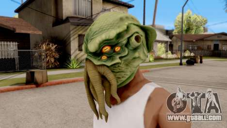 The Mask Of Cthulhu for GTA San Andreas