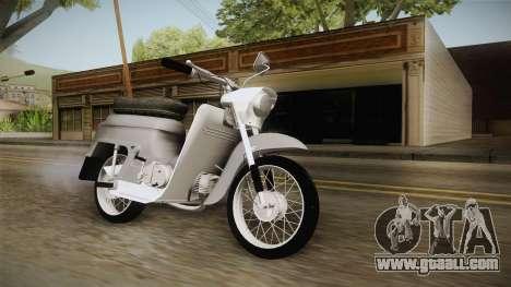 JAWA 50 Pionyr for GTA San Andreas