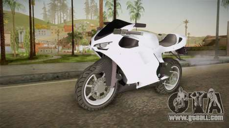 EFLC TLaD Pegassi Bati 801 for GTA San Andreas