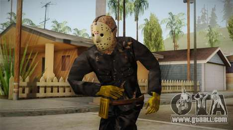Friday The 13th - Jason v3 for GTA San Andreas