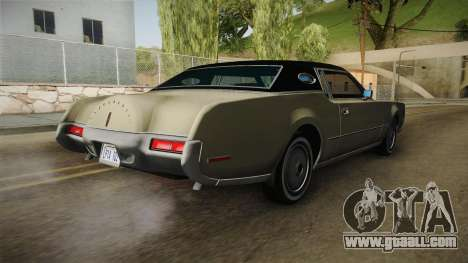 Lincoln Continental Mark IV 1972 for GTA San Andreas
