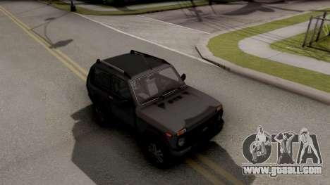 Lada Niva Urban V2 Stock for GTA San Andreas right view
