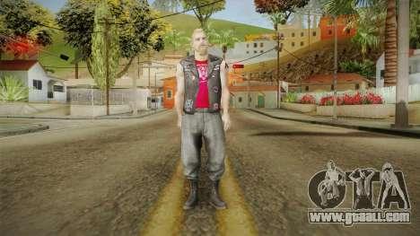 Whetstone Forasteros Skin 4 for GTA San Andreas second screenshot