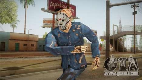 Friday The 13th - Jason v6 for GTA San Andreas