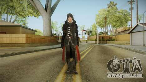AC: Syndicate - Evie Frye for GTA San Andreas second screenshot