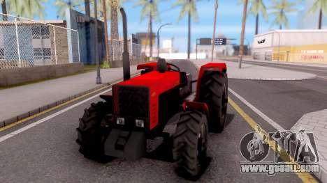 BELARUS 1025 v2 for GTA San Andreas