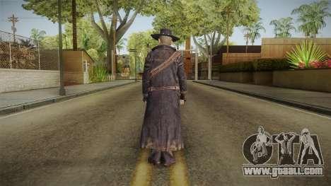 Cowboys & Aliens Daniel Craig for GTA San Andreas third screenshot